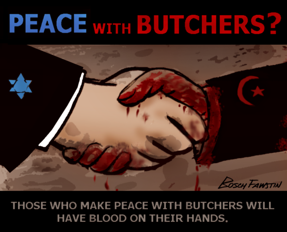 Making Peace with Butchers rough