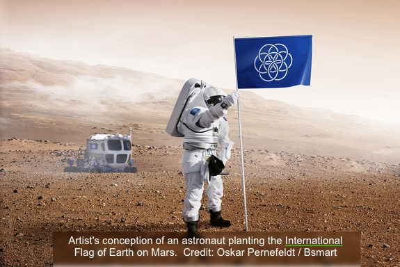 mars-planet-earth-flag