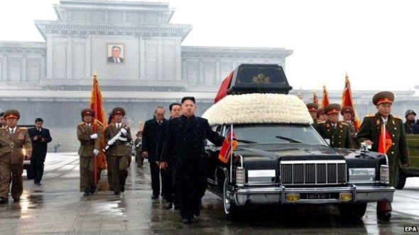 Of the seven pallbearers at former leader Kim Jong-il's 2011 funeral, apart from Kim Jong-un, all have either been executed, have lost their jobs or have not been seen in some time