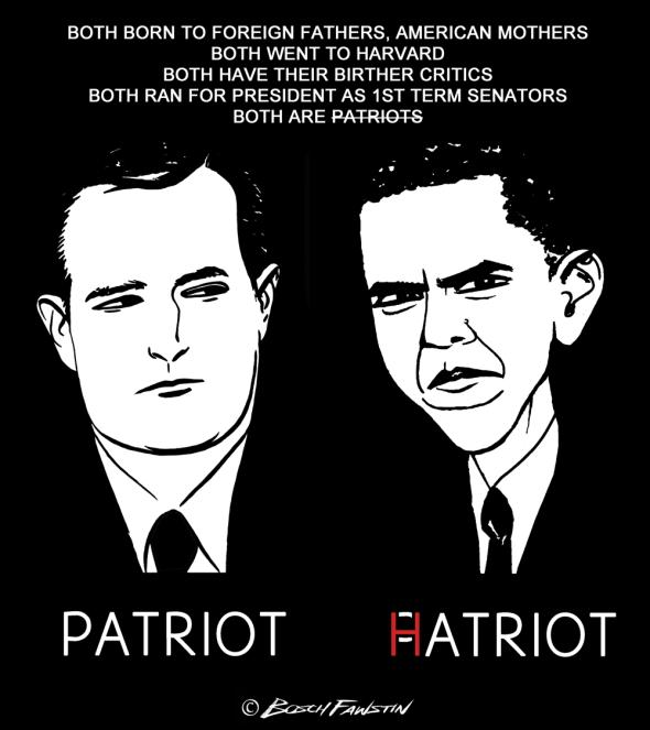 Patriot vs Hatriot 4 blog