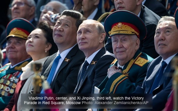 Russia Victory Parade
