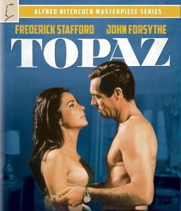 Topaz Blu-ray Cover