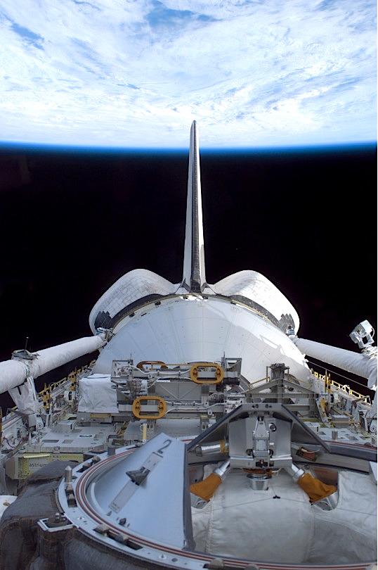 discovery-orbit