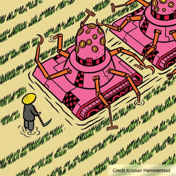 Hammerstad-robots