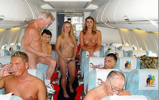 Airline Nude 78