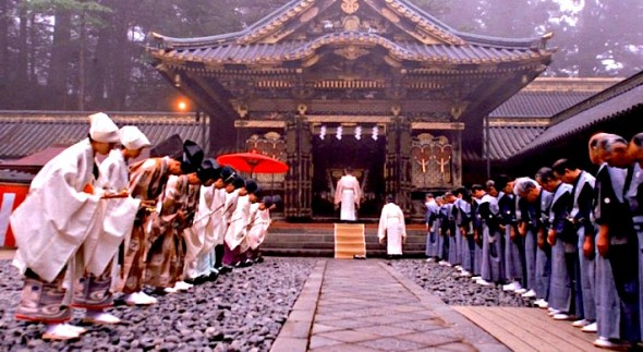 early japanese religion Since early shinto did not have a founder or produce sacred texts, it was through communal rituals that the religion was transmitted the goal of the rituals was to maintain or reinstate the harmony between nature, humans and the kami that the early japanese appear to have taken as the norm.