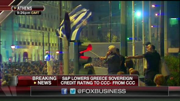 S&P-GREECE
