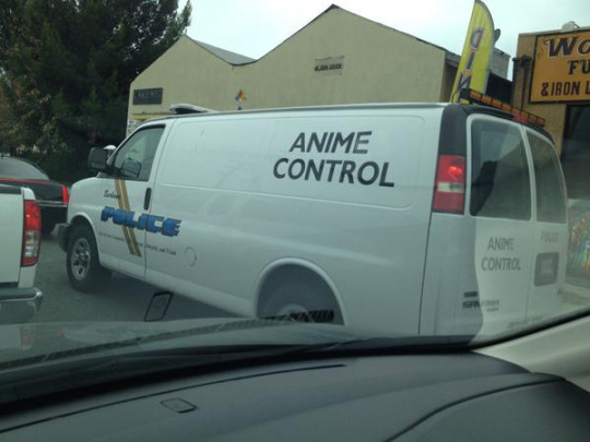Anime-control