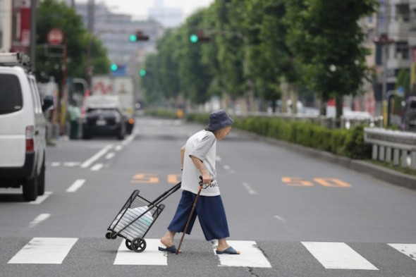 elderly-japan