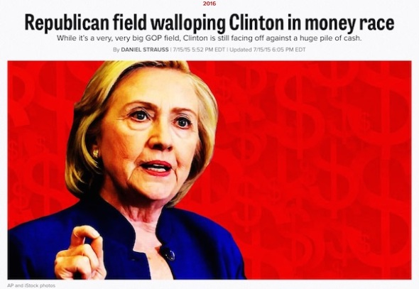 GOP-vs-Clinton-Money-POLITICO