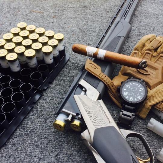 guns&cigars