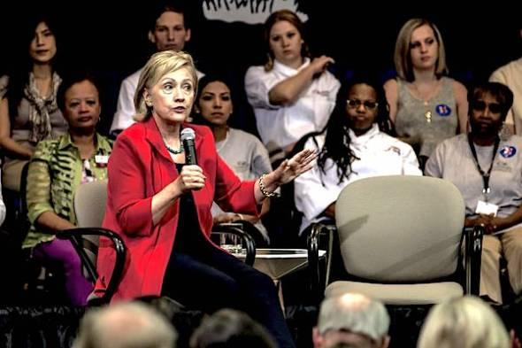 Hillary-forum