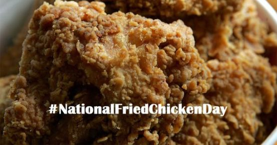 NationalFriedChickenDay
