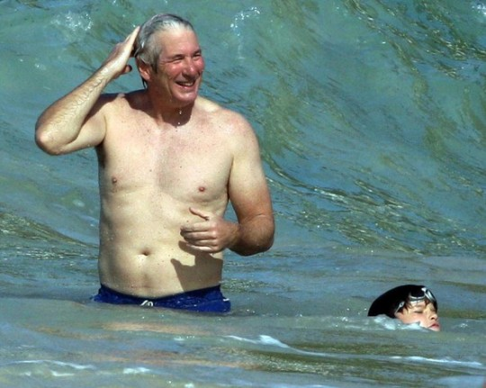 Richard+Gere+Son+Playing+St+Barts+s3cprxBBuCcl