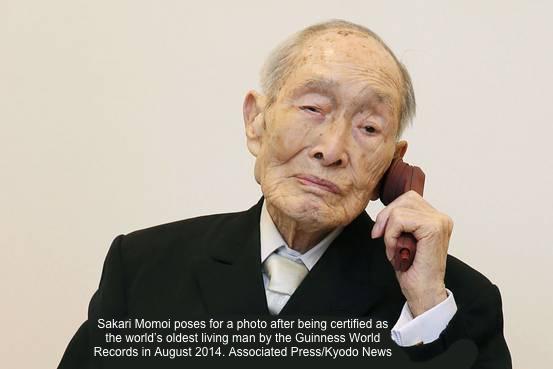 sakari-oldest-man