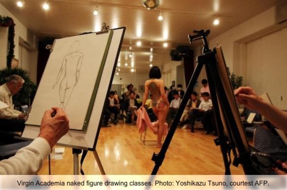 Virgin-Academia-figure-drawing