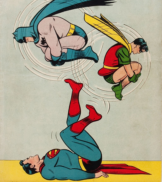 World's Finest Comics #33 (1948)