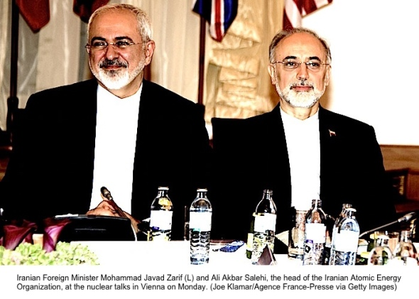 Zarif-Salehi-Getty