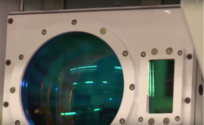 Boeing Laser Cannon