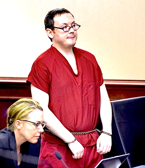Judge Formally Sentences James Holmes To Life In Prison
