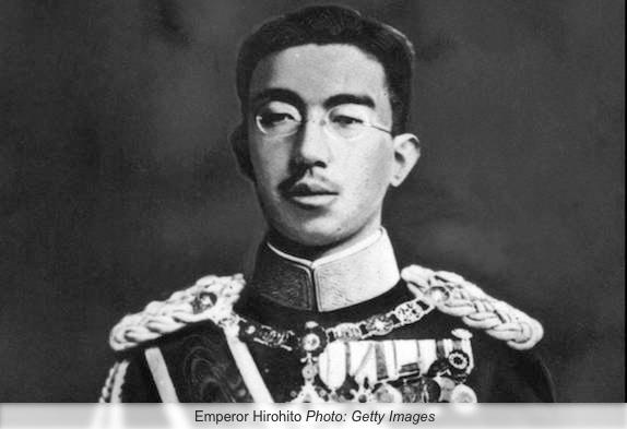 Hirohito-BW-wsj-getty
