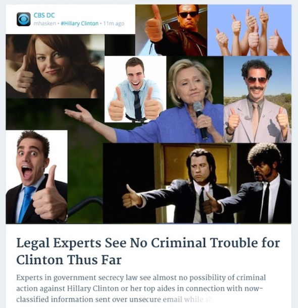 no-trouble-Hillary