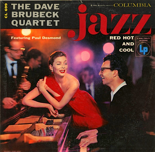 The Dave Brubeck Red Hot and Cool (1955)