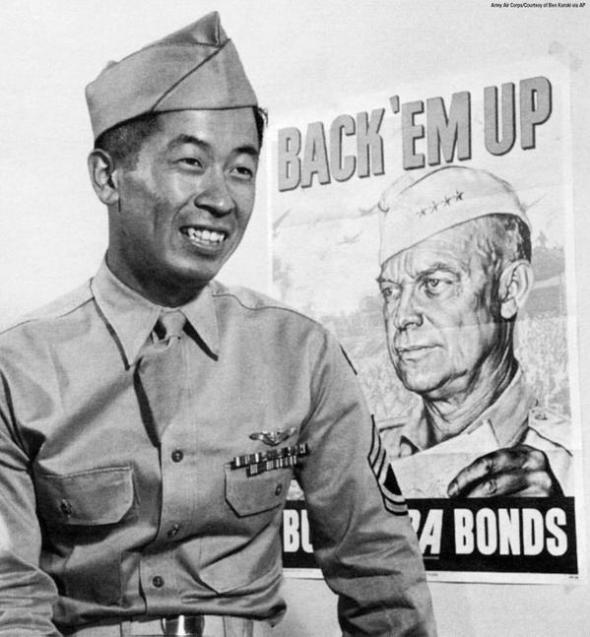 Remembering Ben Kuroki: Only Japanese American to Fly Over