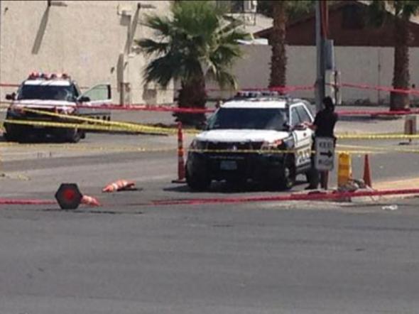 Las-Vegas-Police-Officer-Shot-Twitter-Breaking911