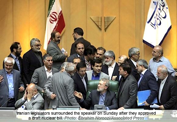 IRAN-Legislators