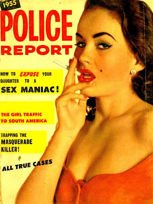 Police-Report-Magazine-Pulp