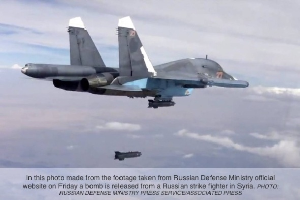 Russian-Fighter-jet-Syria