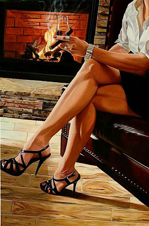 woman-cigar