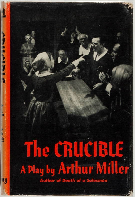 the effects of corruption in the crucible by arthur miller The crucible by arthur miller deals with the contagious spread of difference that sweeps salem during a time of political and social upheaval.