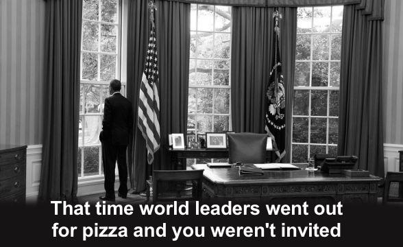 POTUS-not-invited