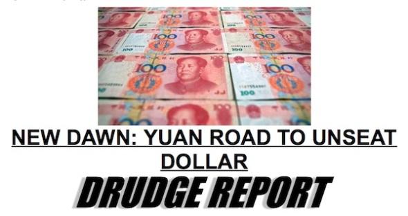 yuan-drudge
