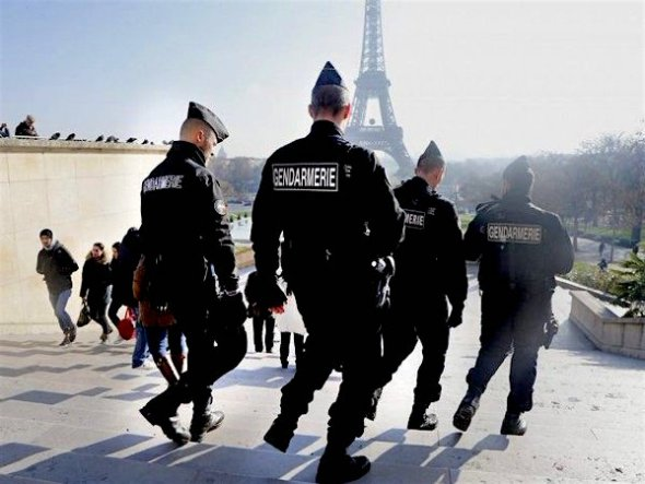 French-police-Paris
