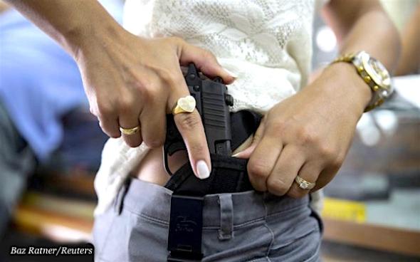 women-guns
