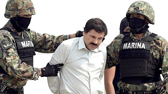 El Chapo --GettyImages