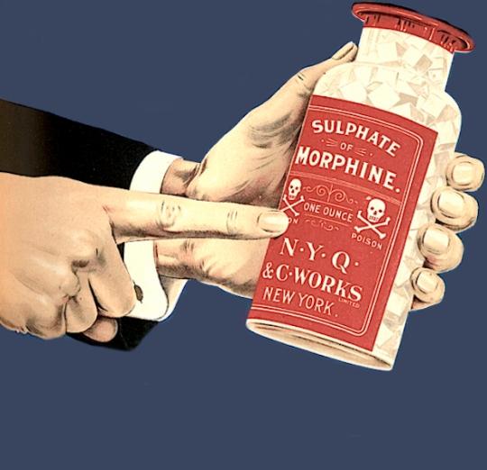 morphine-x