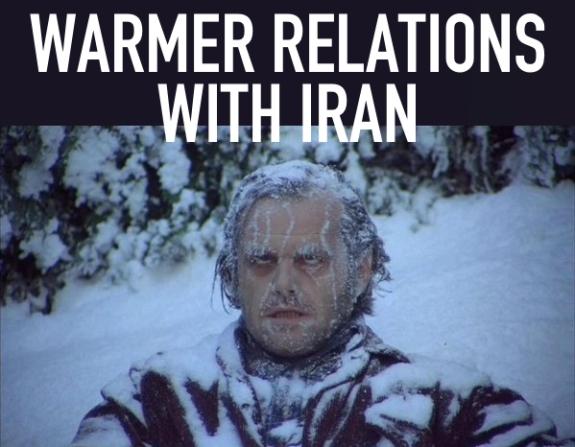 WARMER-IRAN