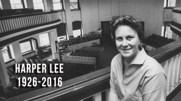World remembers 'To Kill A Mockingbird' author Harper Lee