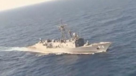 Egyptian military ships, assisted by several other nations, are scouring the vast area for any signs of the plane's wreckage. Reuters