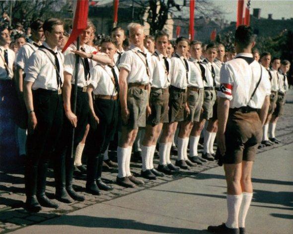 Hitler+Youth+1938