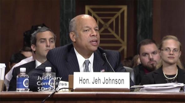 Jeh Johnson