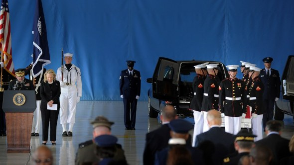 Hillary-Clinton-Benghazi-Funeral-Ceremony-900
