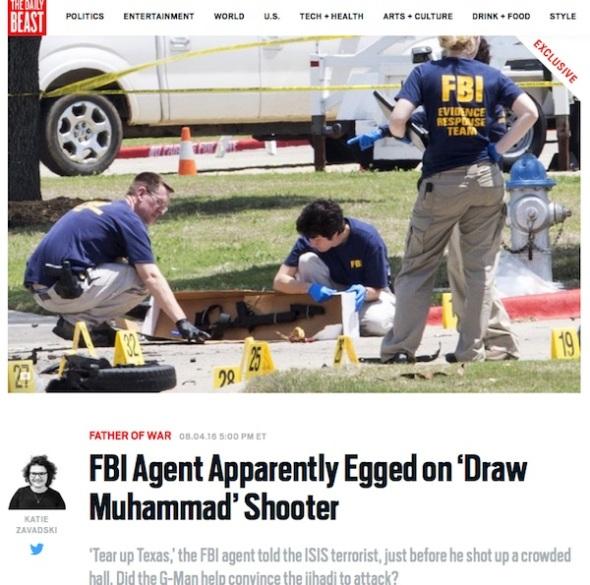 FBI-Texas