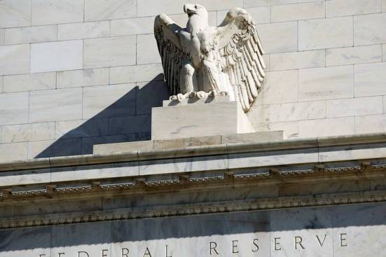The Federal Reserve Building in Washington, U.S. There are heightened expectations for an interest rate rise by the Fed later this year.