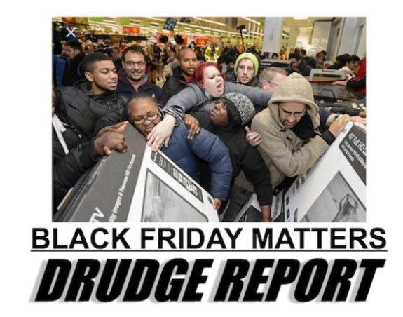 drudge - black friday