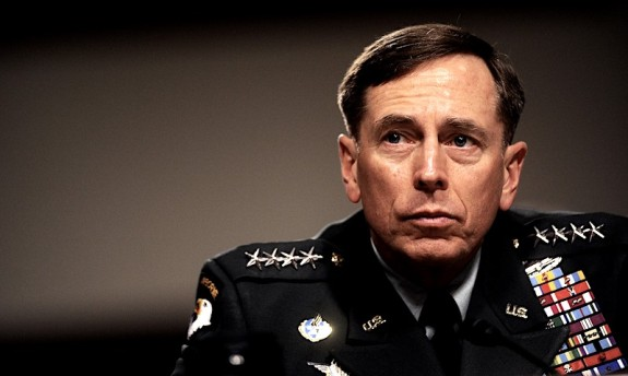 David Petraeus resigns from CIA